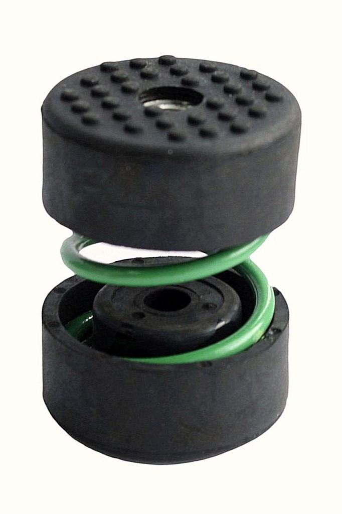 Виброизолятор Лиссант ДО-38 (зеленый, 19 кг)
