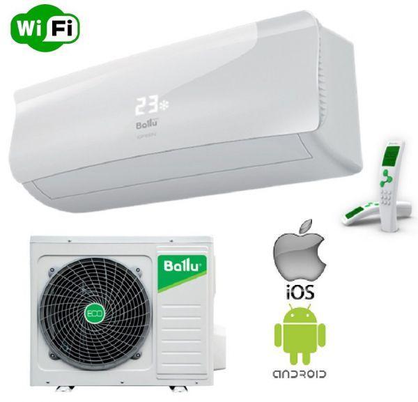 Ballu BSAI-24HN1-15Y серии i Green